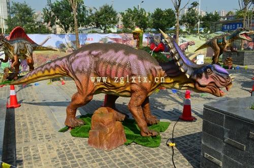 西安唐延中心城展览