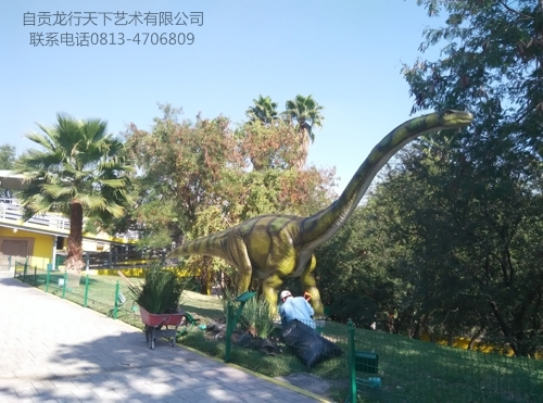 墨西哥恐龙展