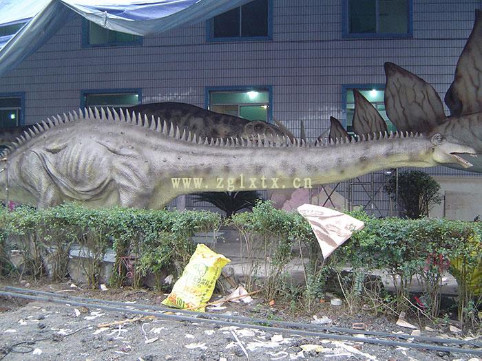 英国牛津街恐龙展图二