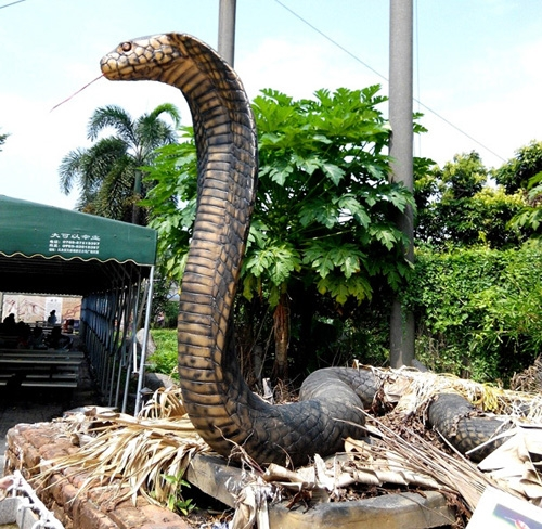仿真动物蛇