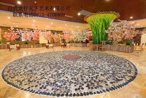 台湾室内景观