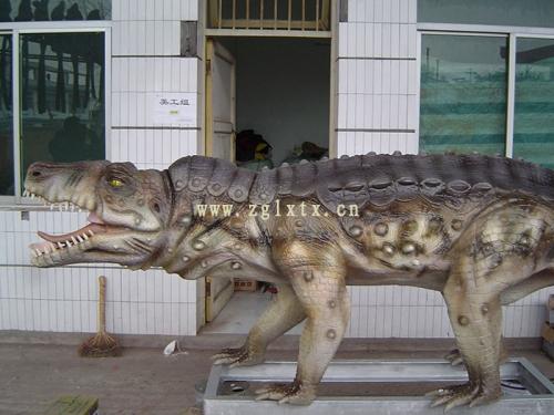 英国牛津街恐龙展图七