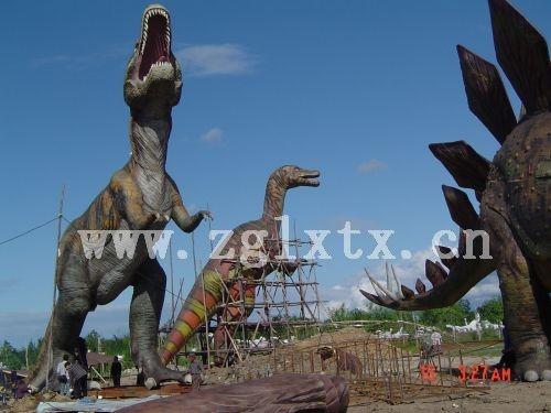 仿真27米大型霸王龙