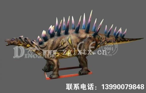 自贡仿真恐龙化石制作