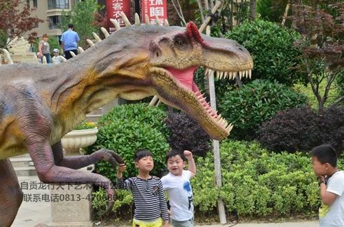 仿真恐龙异特龙